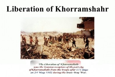 Liberation of Khorramshahr